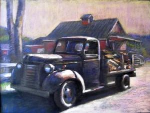 Steven Smith Terhune Truck