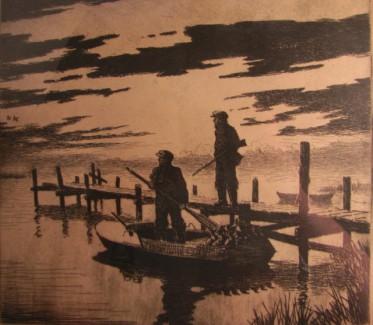 Barnegat Bay, George Bradshaw