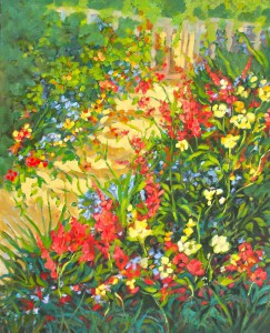 Lynne Friedman  The Garden