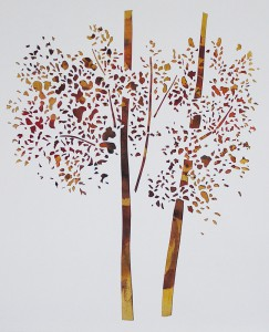 Herb Stern The Trees of Fall
