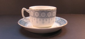 John Maddock & Sons (England) cup & saucer