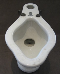 Thomas Maddock & Sons Salesman's Sample Toilet