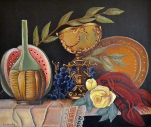 Still Life Rose Barclay