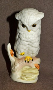 Cybis Figurine, Owl