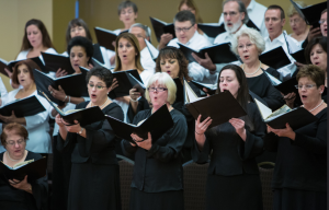 Concert by Capitol Singers of Trenton