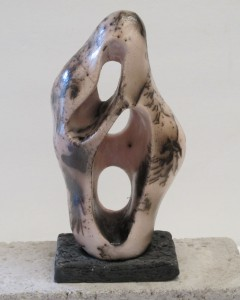 Ron LeMahieu, For Barbara Honorable Mention - Sculpture