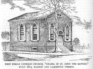 St John's Church from THS 1929