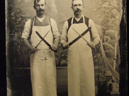 Ties that Bind: The Aprons of Trenton
