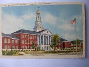 TCHS Postcard