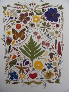 pressed3flowers