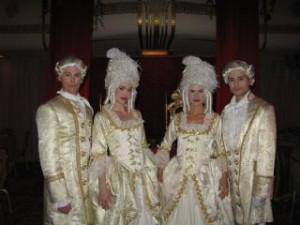 Louis XVI Costumes