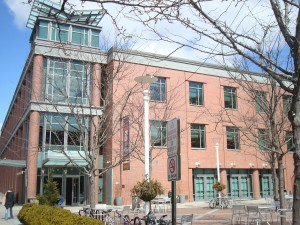 Hillier Princeton Library