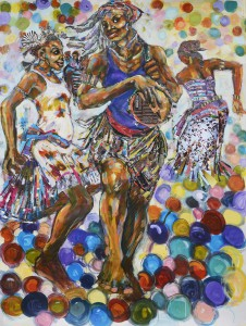 Mercy Moyo, The Dancers