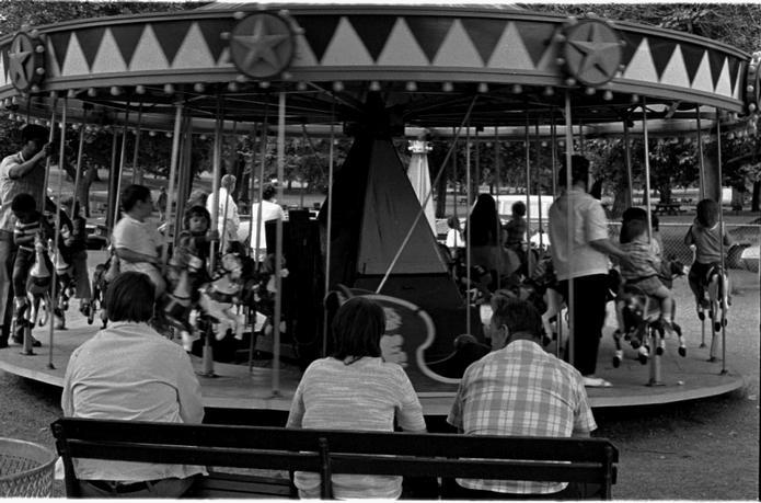 Cadwalader Park carousel