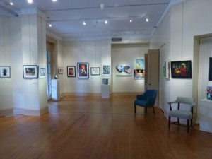 The Double Gallery