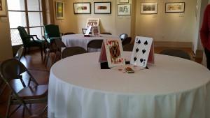 Cabaret Table