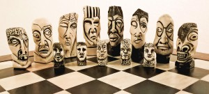 chess set detail 1