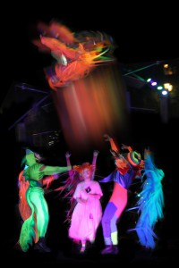 Samuel Vovsi, Dance of Colors, photograph