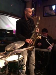 Alto Saxophonist Kwame Hall