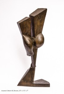 Michael Pascucci, Jocasta's Desire IX, Runner Up - Sculpture