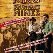 King Solomon's Mines – August 19