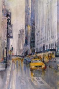 Dorrie Rifkin, Taxicab