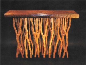 Whitley, Forest Table