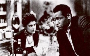 Eslanda and Paul Robeson in Big Fella