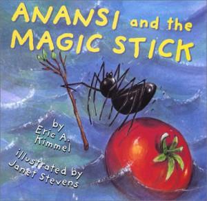 Anansi Stick