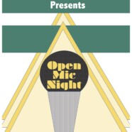Open Mic Night – April 21