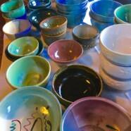 Empty Bowl Fundraiser