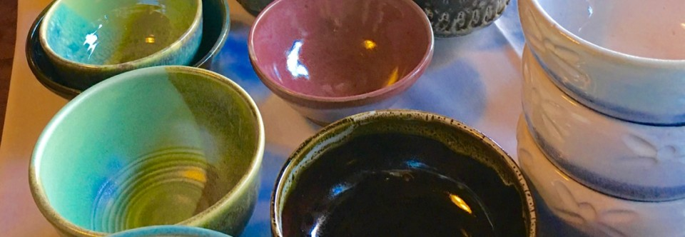 Empty Bowl Fundraiser Fall 2018