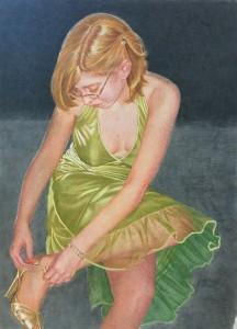 Diane Greenberg, First Dance