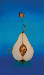 Lisa Falkenstern, Steampunk Pear