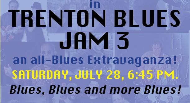 Joe Zook and the Blues Deluxe in Trenton Blues Jam 3