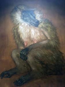 Arthur Josephson, Baboon
