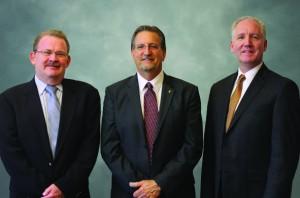 George, John & Ted, Principals