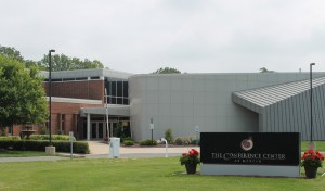 Conference Center, MCCC, West Windsor