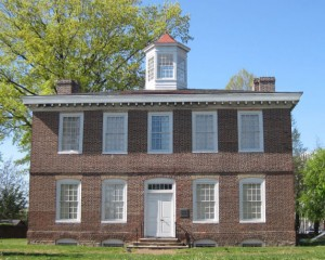 1719 William Trent House, Trenton