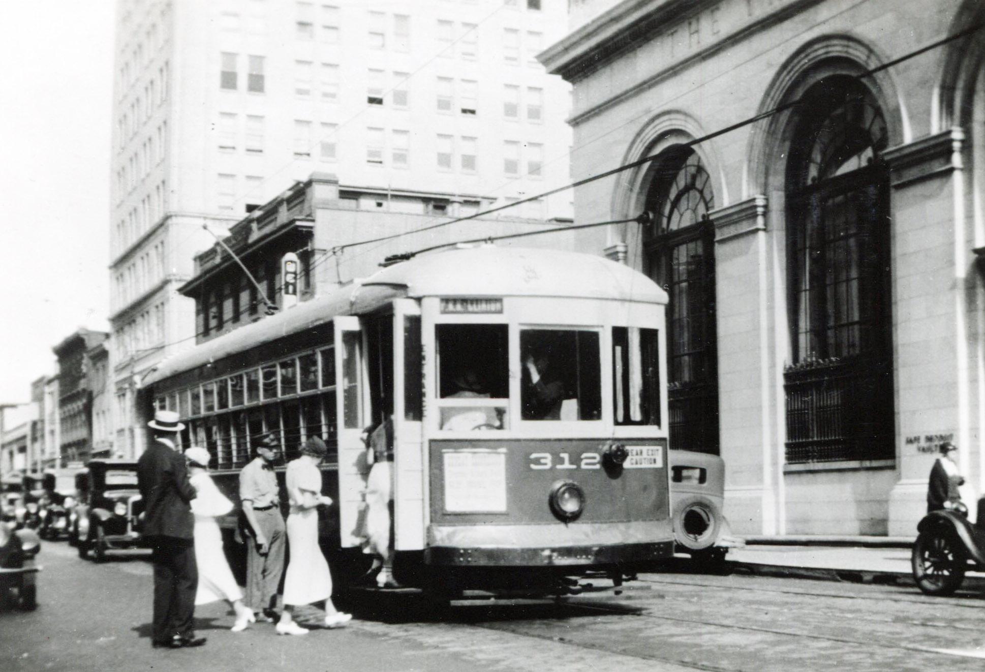Trenton's Trolleys