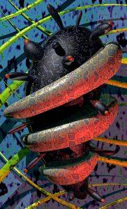 Metaphysical Environment #4 by Robert Burger
