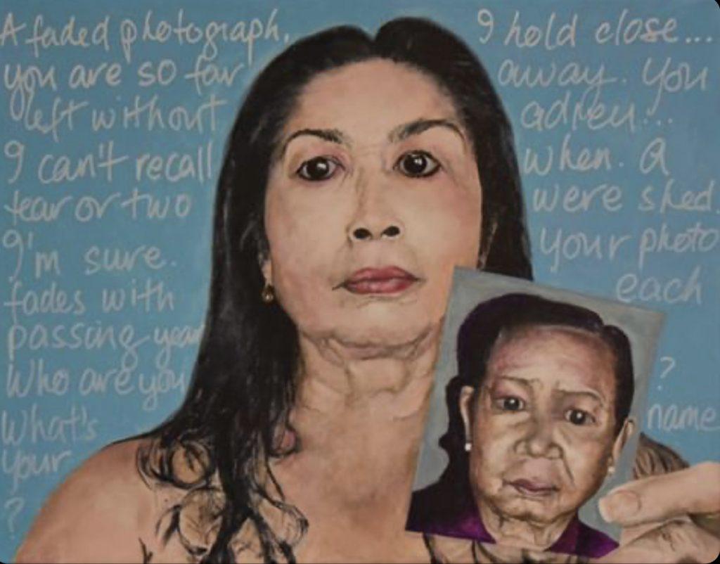 """""""Me and My Grandma"""" by Chee Bravo"""
