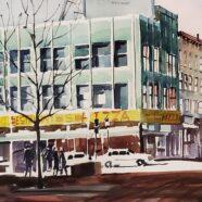 Robert Sakson Watercolors