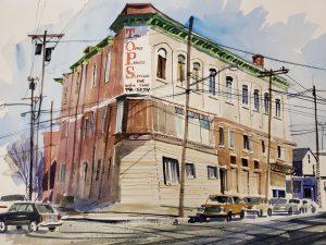 TOPS - S. Clinton Avenue, Trenton