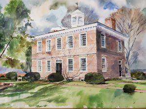 The William Trenton House, Trenton