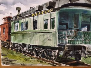 Western Railroad