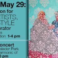 Ellarslie Artists Reception & CPNJ Concert