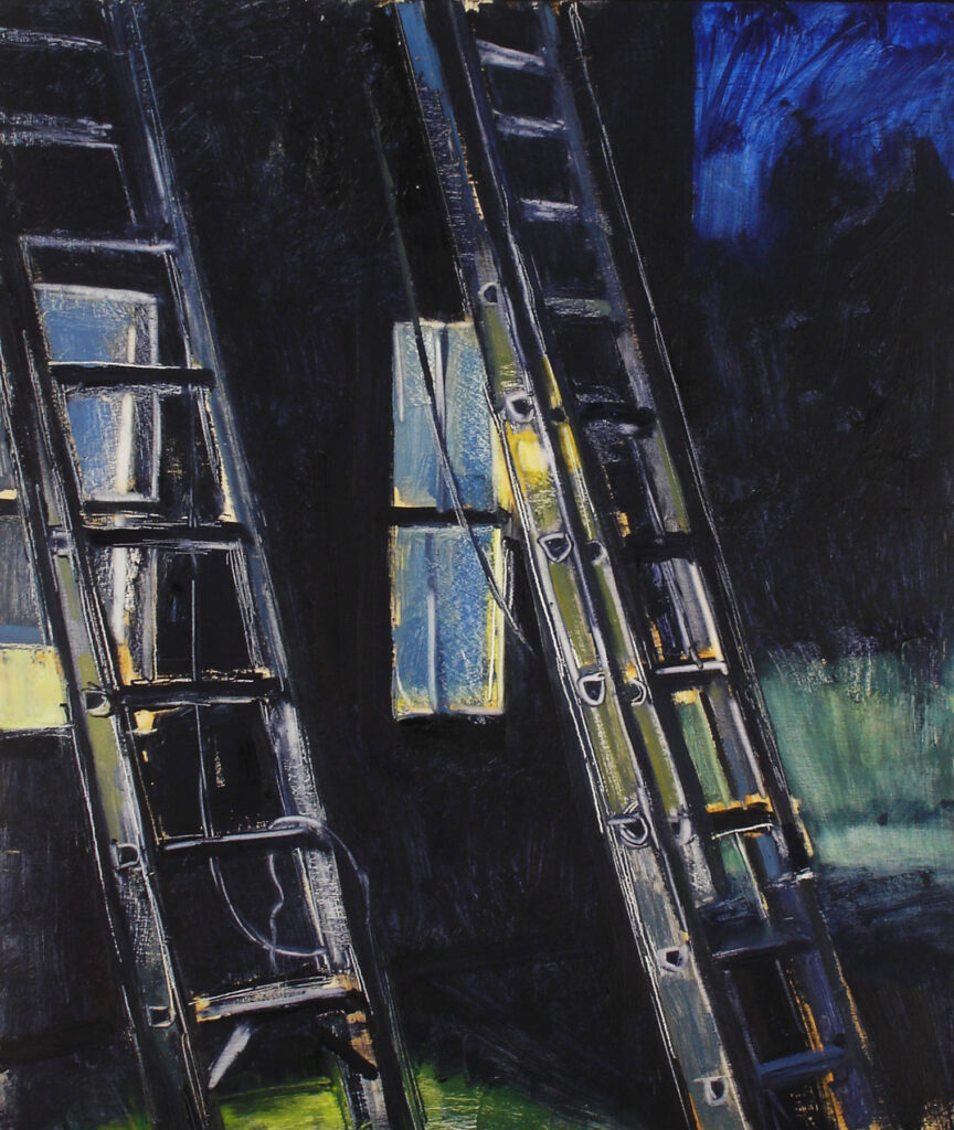 Night Ladders, Jeff Epstein