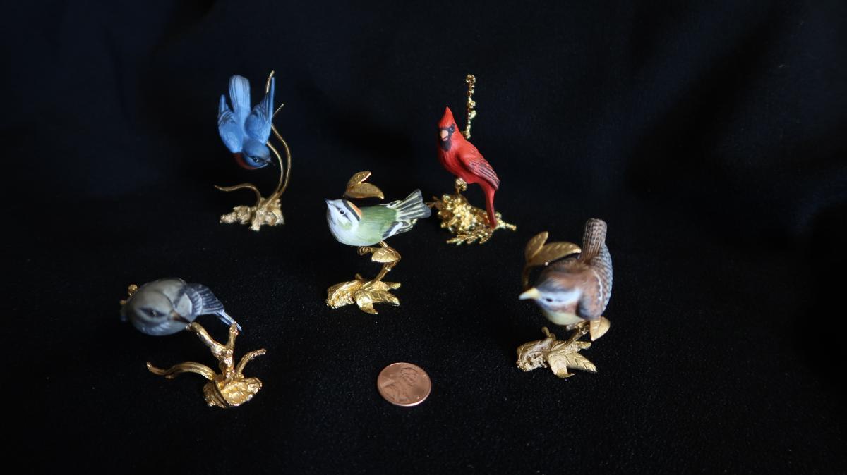 Boehm - miniature birds