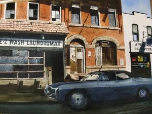 E-Z Wash Laundromat - Perry Street